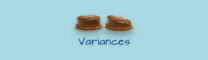 BLOG-Variances
