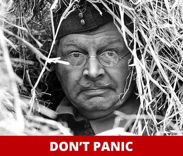 Don't Panic Jonesy