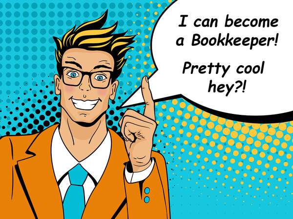 I can become a Bookkeeper BLOG