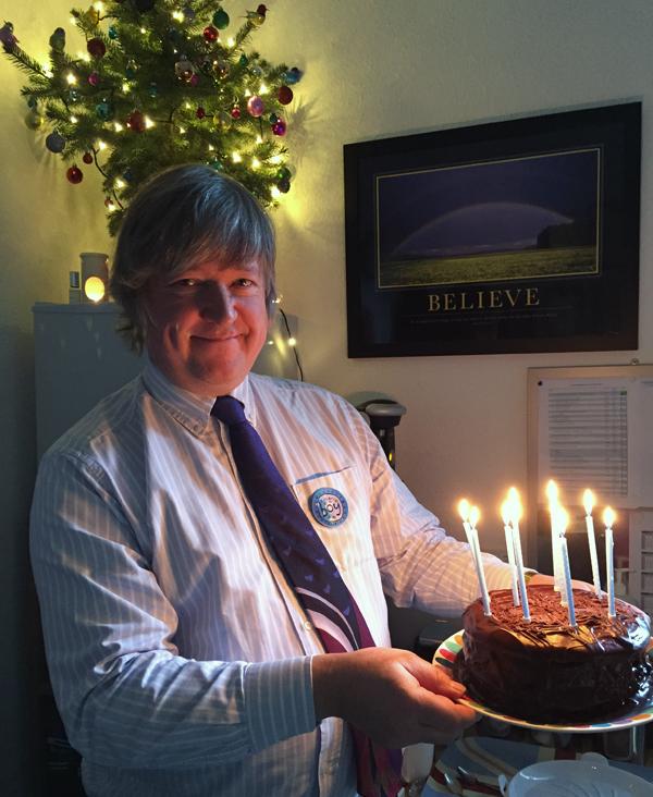 Simon Deane's Birthday